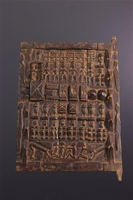 African art - Dogon door