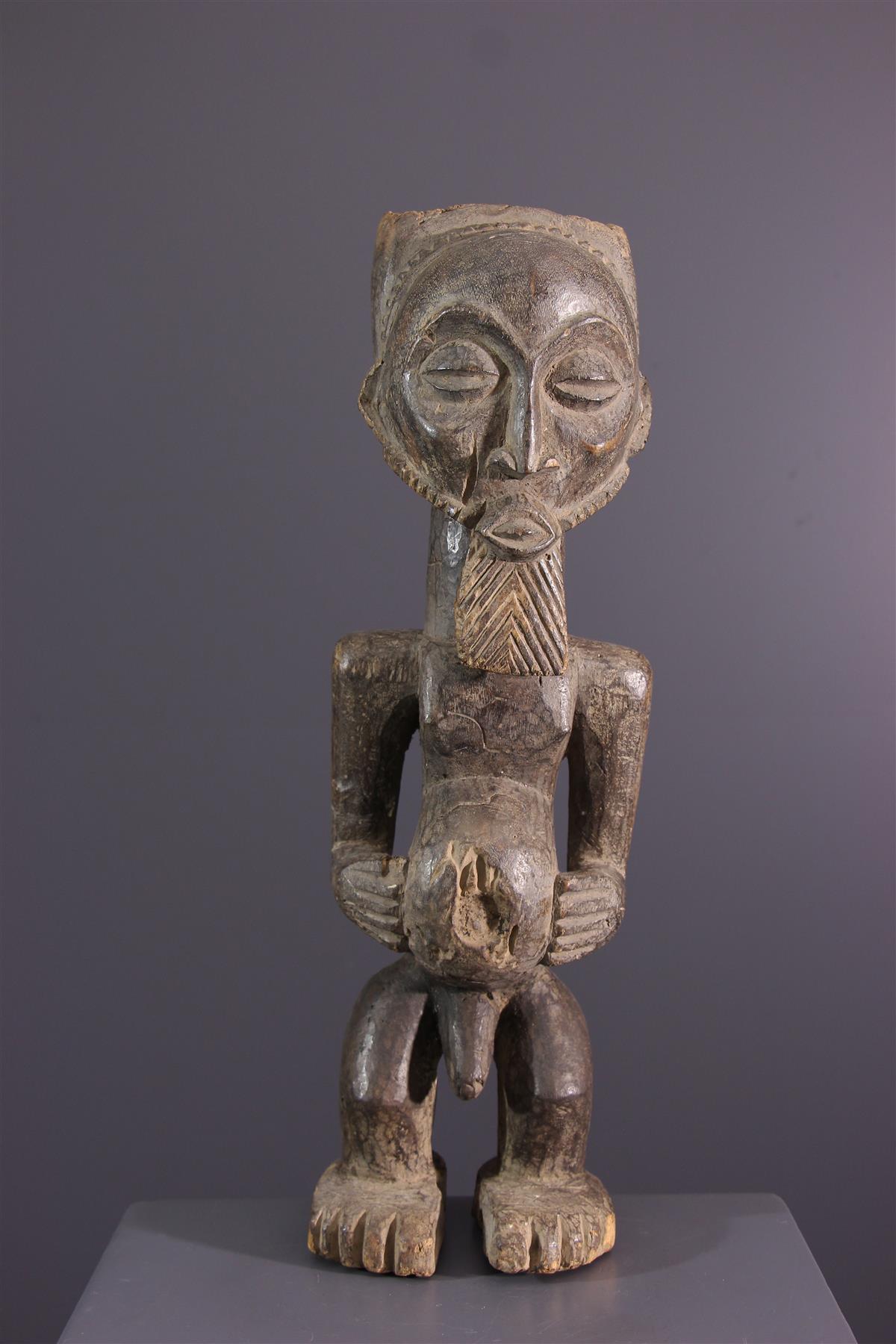 Kusu statue - African art
