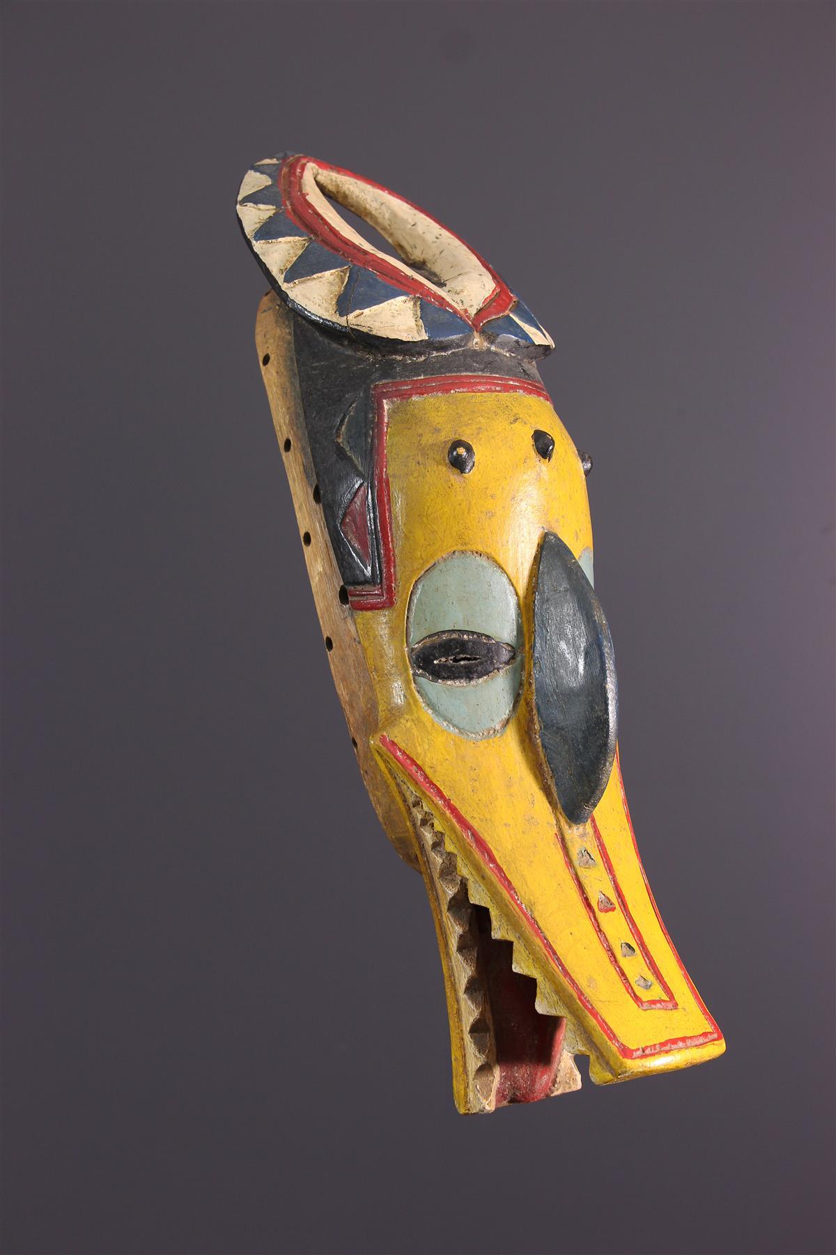Zamble Mask - African art