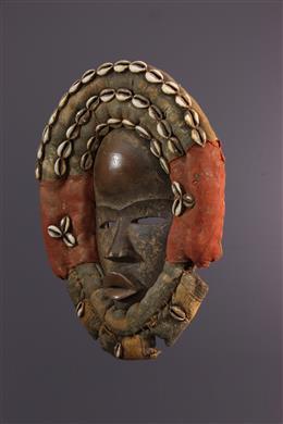 African art - Masque Dan Tankaglé