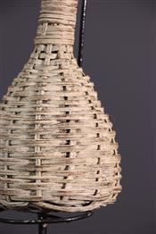 Instruments de musique, harpes, djembe Tam TamKota rattle