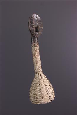 Kota/Sangu braided rattle