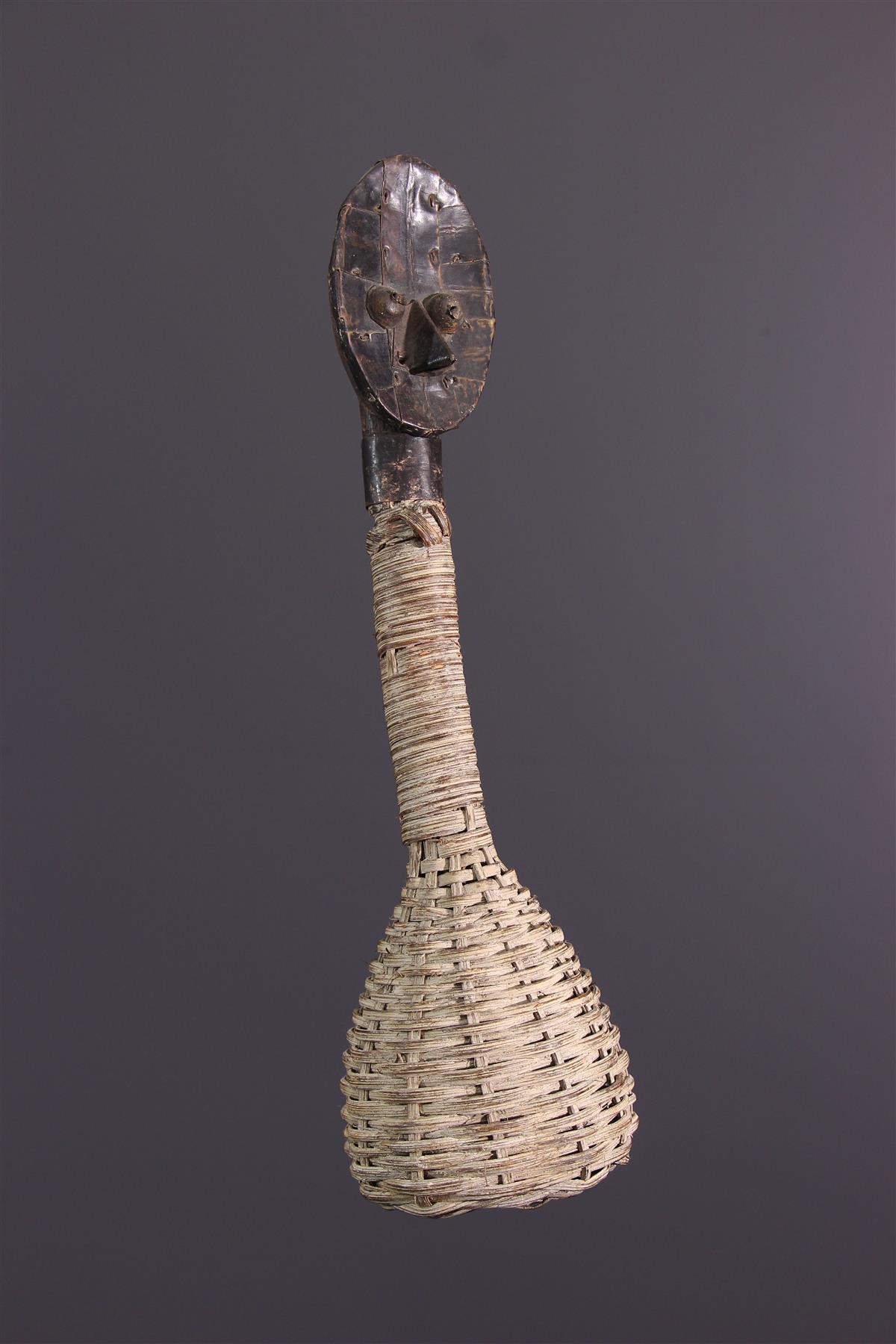 Kota rattle - African art