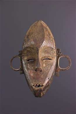 African art - Mask Boa Kpongadomba, Pongdudu