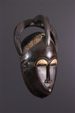Mask Yaure, Yohoure, Ivory Coast