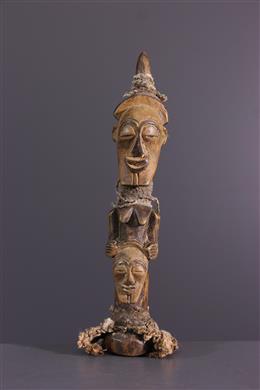 African art - Songye divinatory fetish statuette