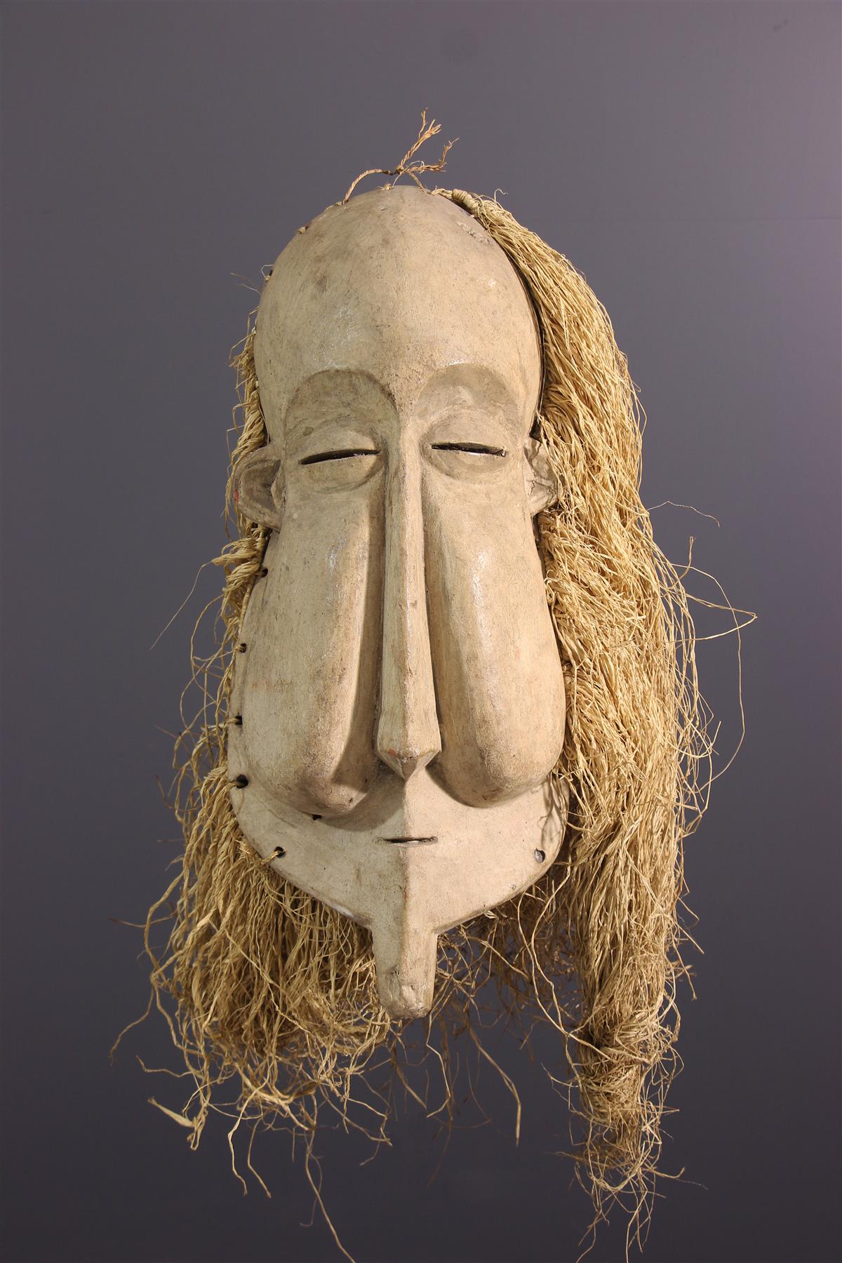 Suku Mask - African art