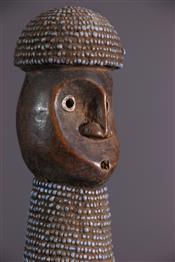 Statues africainesNamji doll