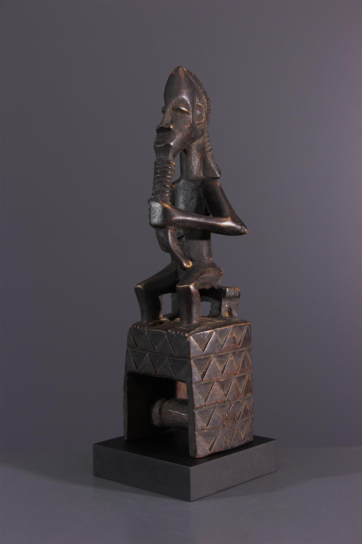 Gouro Pulley - African art