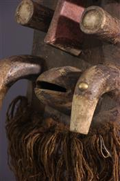 Masque africainGrebo mask
