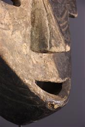 Masque africainZande mask