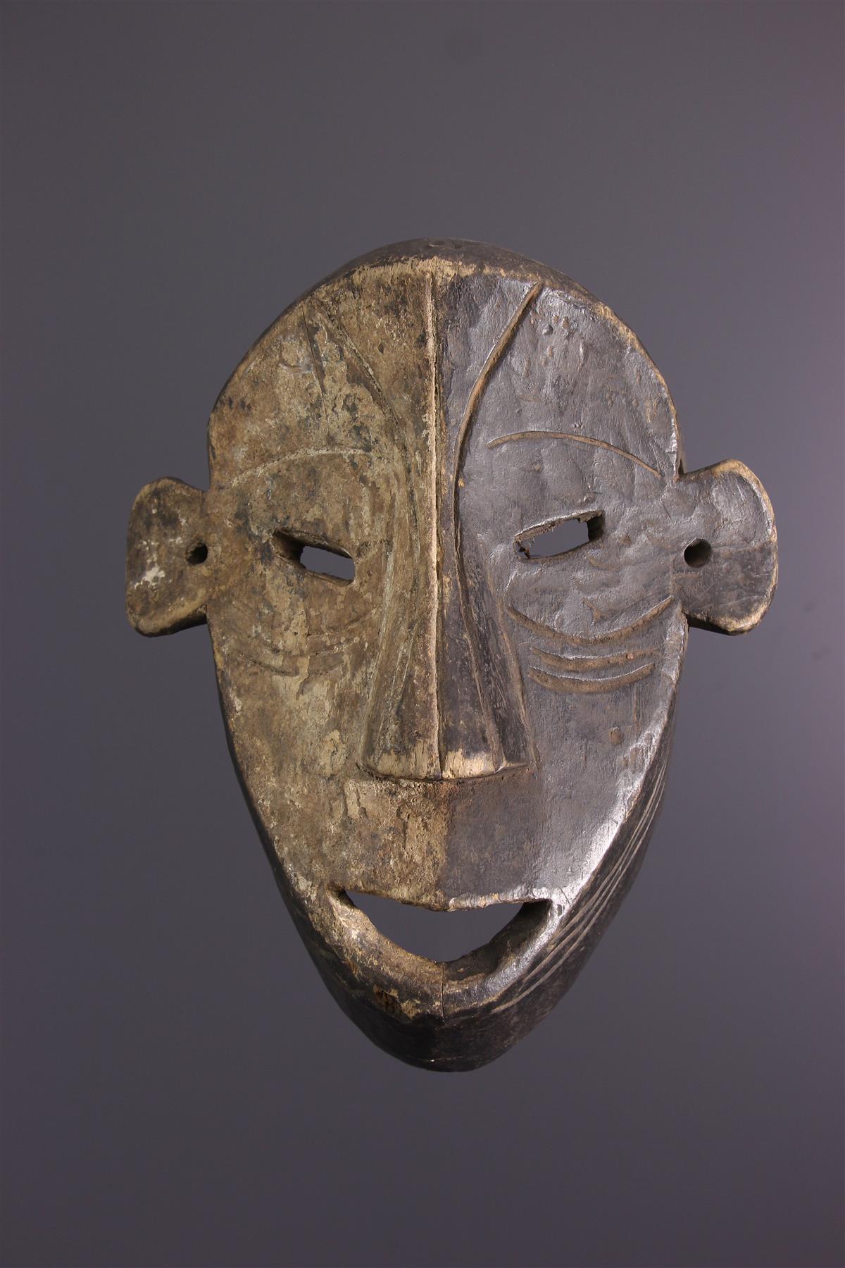 Zande mask - African art