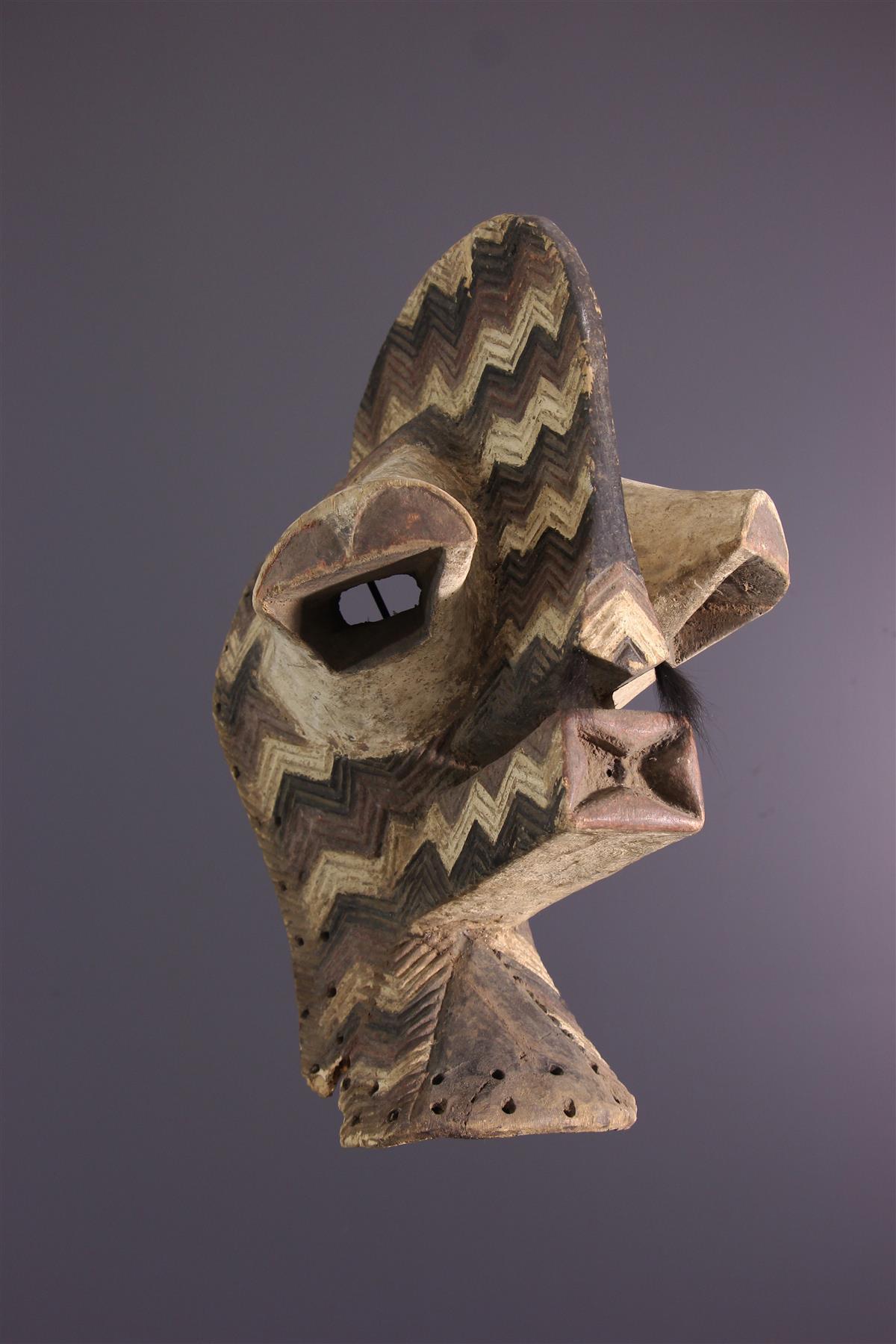 Songye Mask - African art