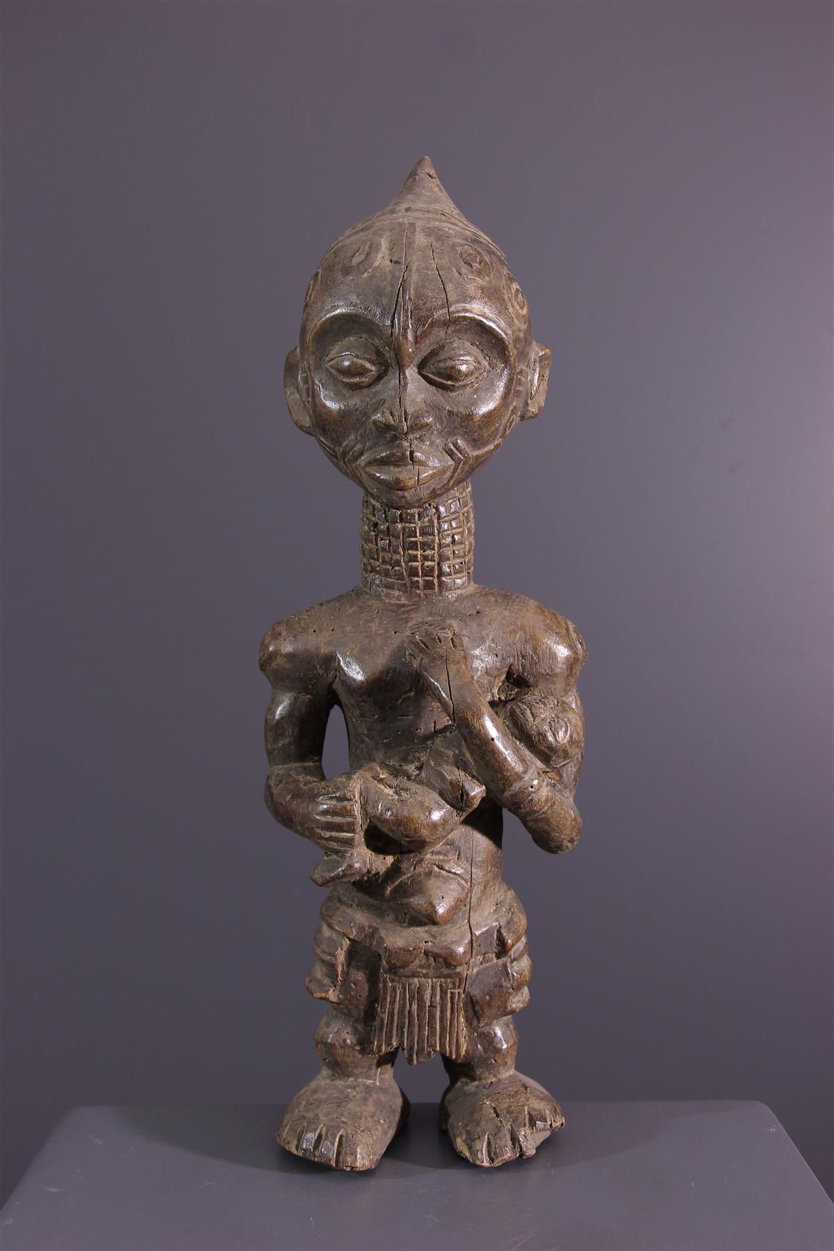 Luluwa Maternity - African art