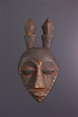 African art - Pende Minyangi Introductory Mask