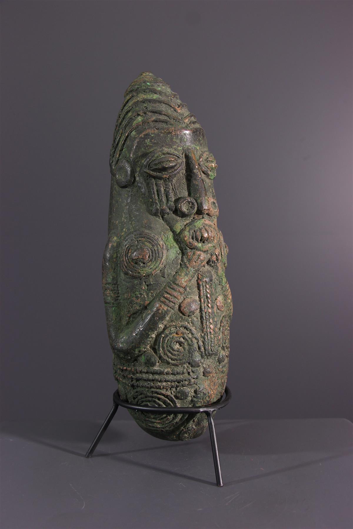 Bronze Mambila - African art