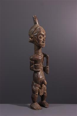Figure masculine Lulua, Bena Luluwa