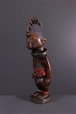 African art - Statuette Ere Ibedji Yoruba