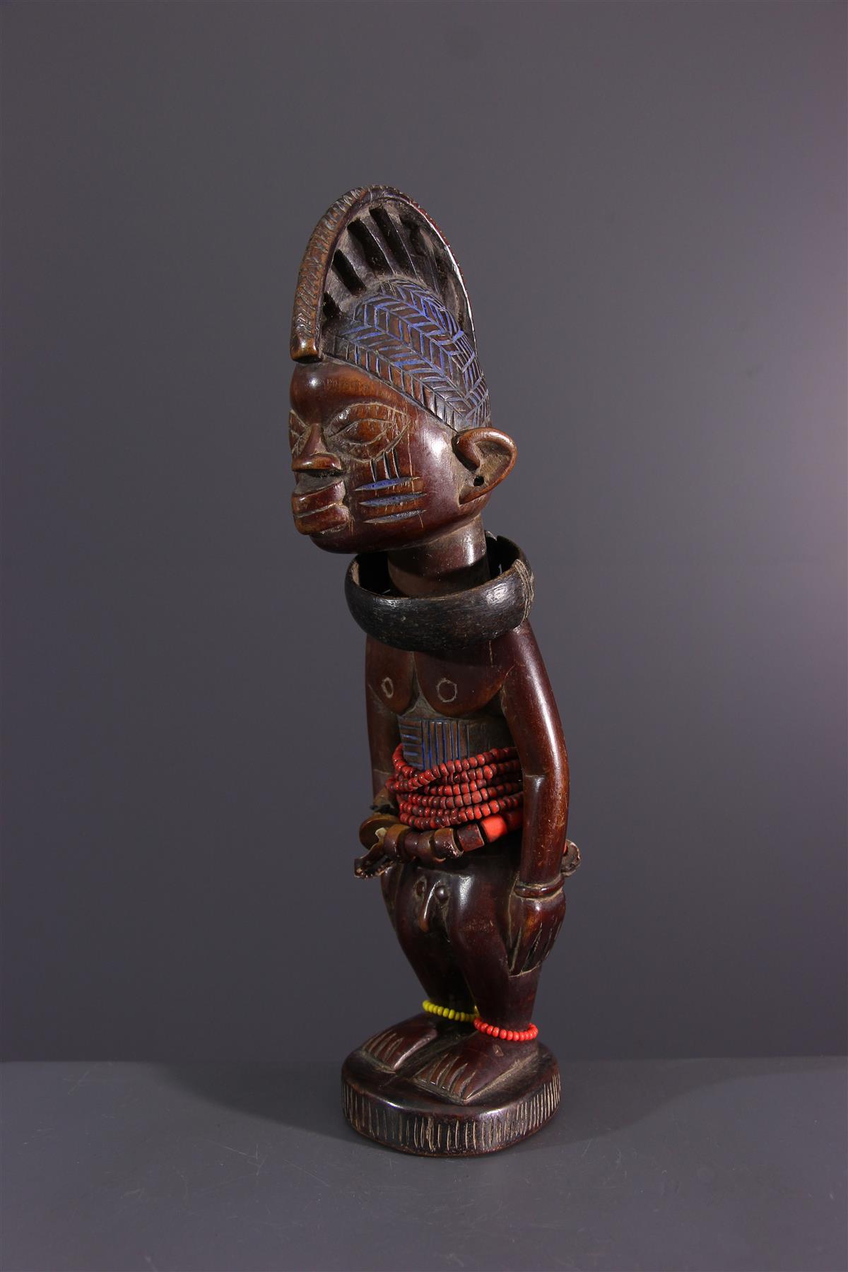 Ibeji Yoruba - African art