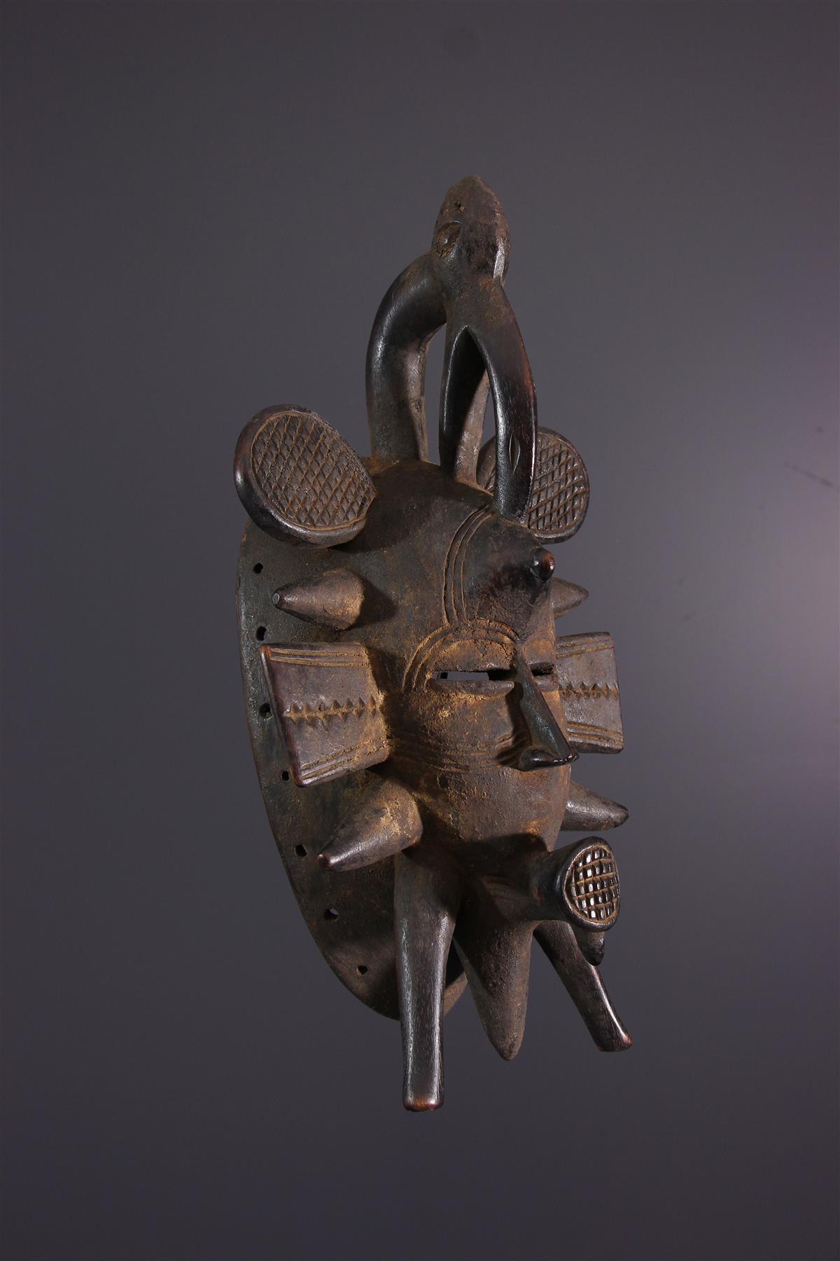Sen Mask - African art