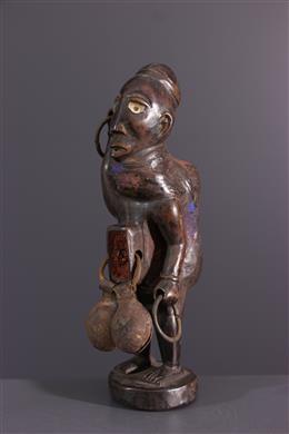 African art - Kongo Nkisi fetish statuette