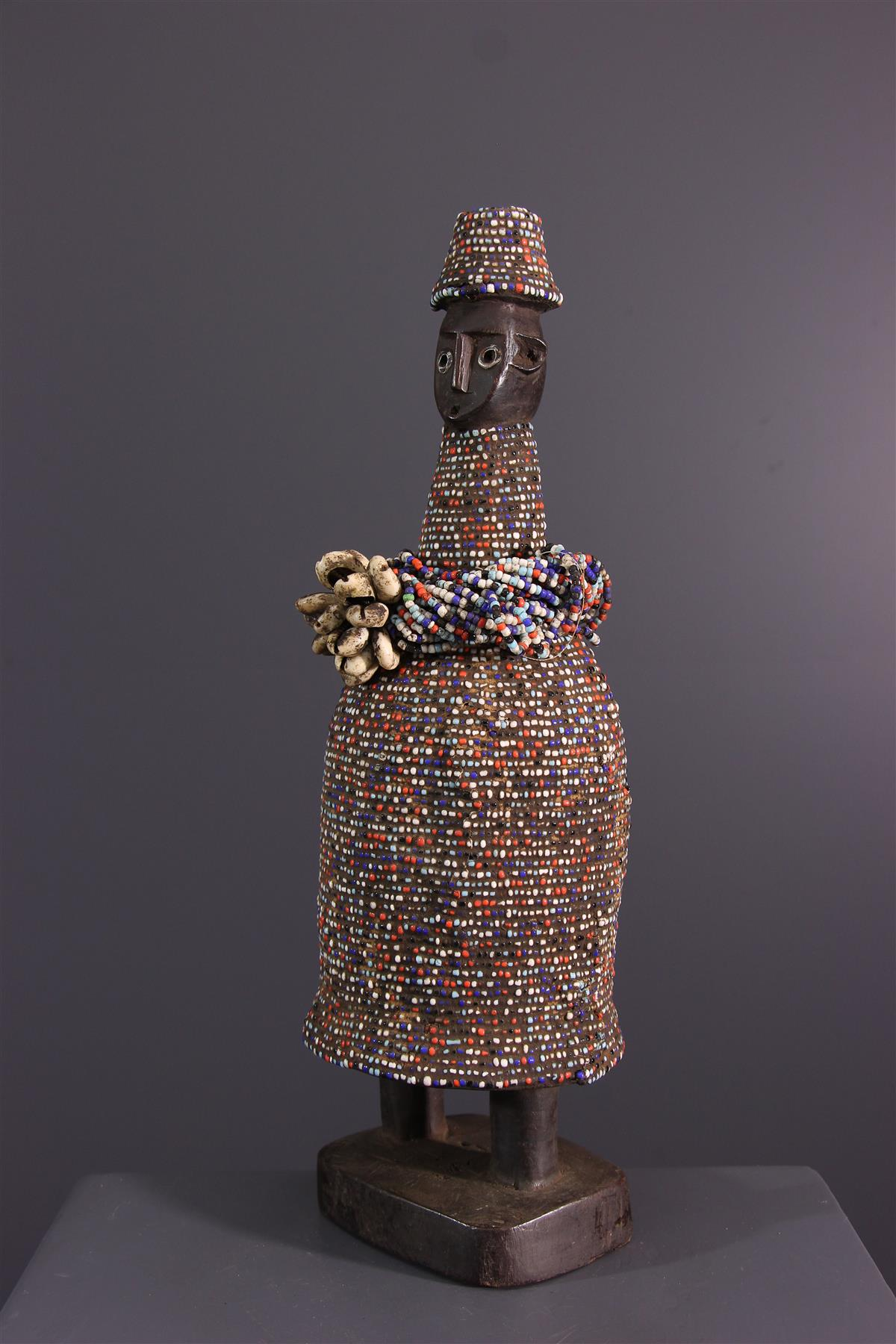 Kikuyu doll - African art