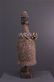 Statues africainesKikuyu doll