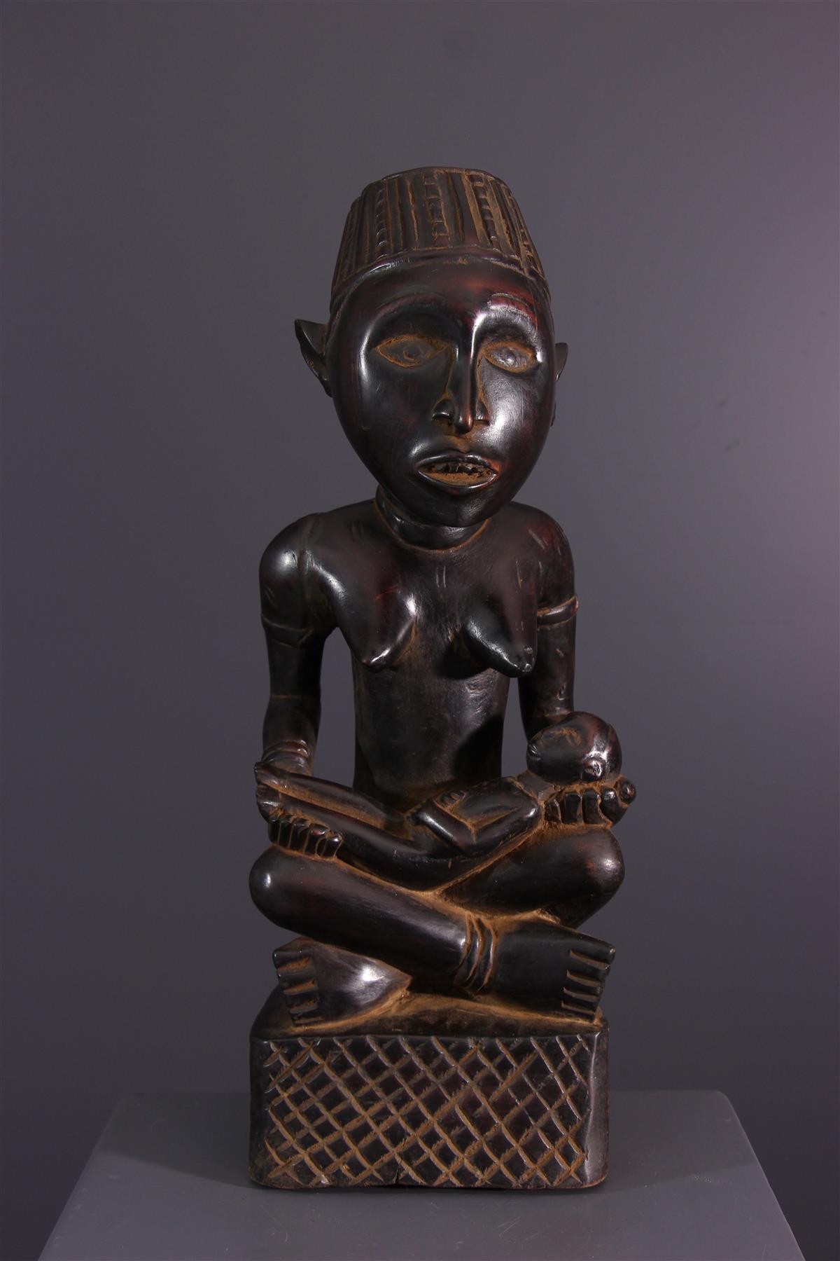 Kongo Maternity - African art