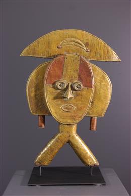 Figure of reliquary Kota Mbulu Ngulu