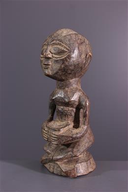 African art - Rungu Cutting Carrier