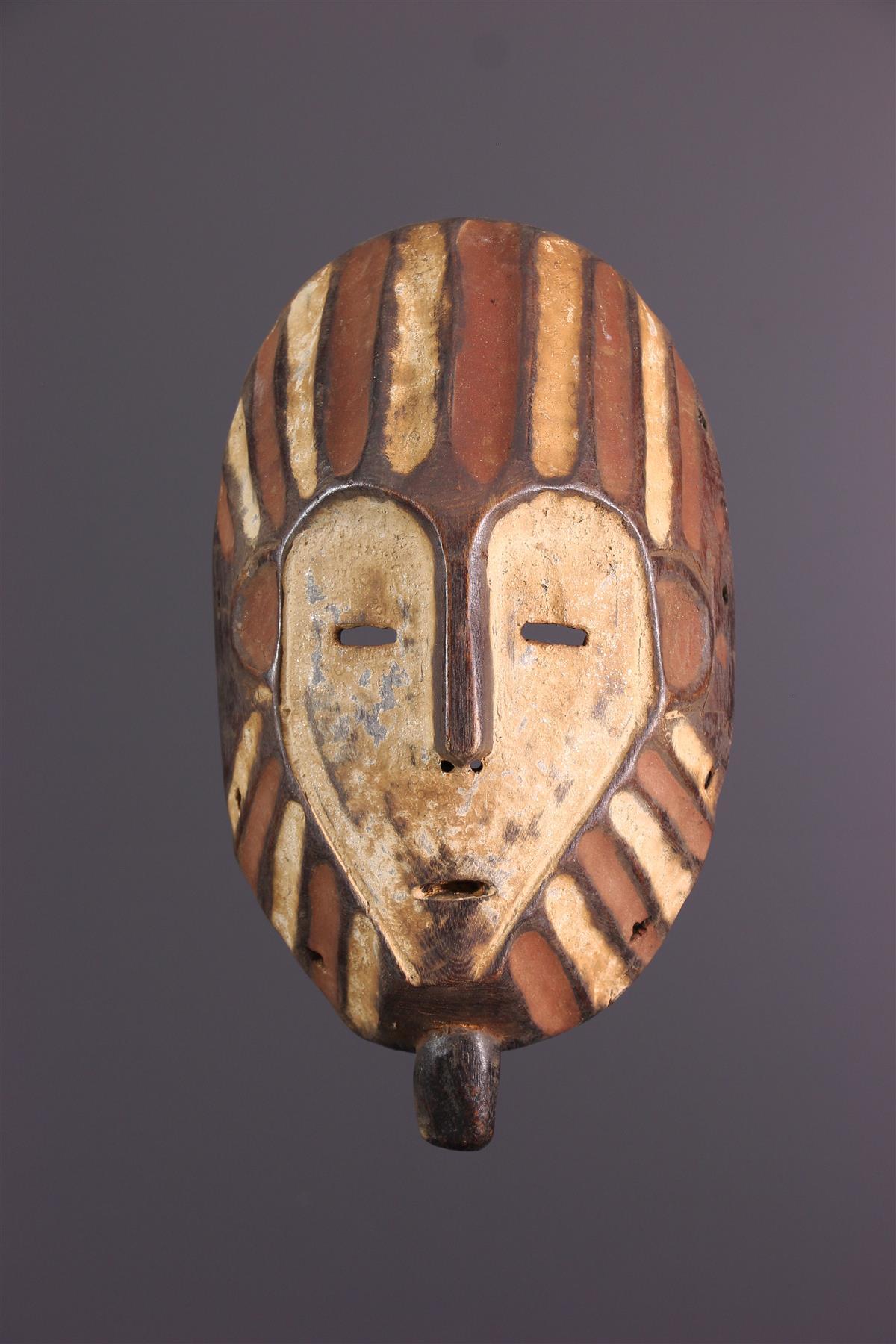 Masque Tetela - African art