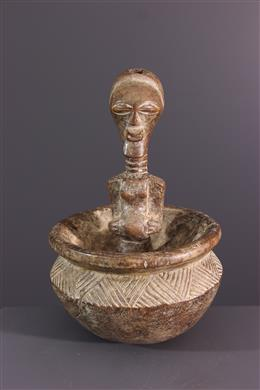 African art - Songye Divination Cup