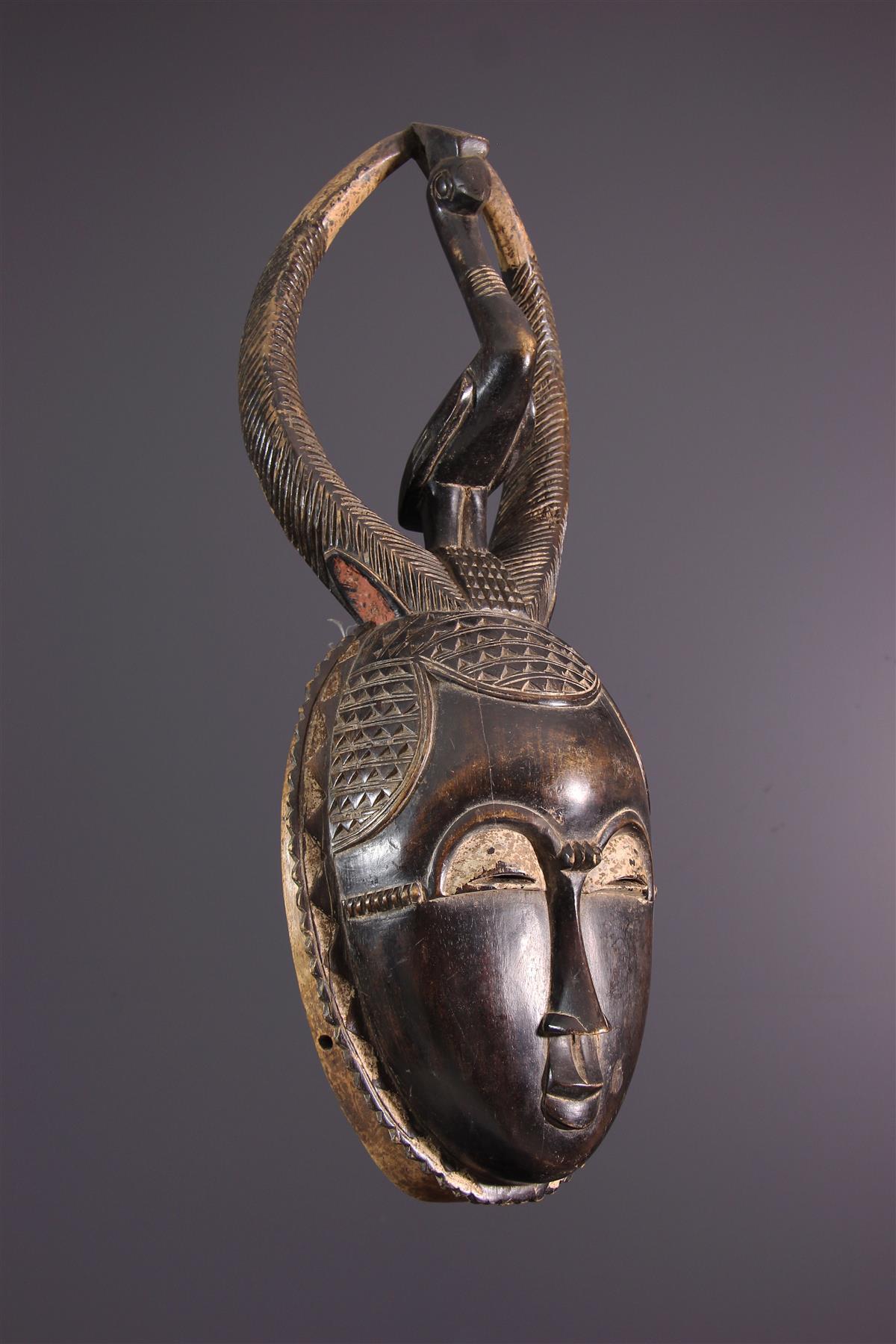 Yohoure Mask - African art