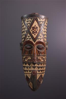 African art - Masque Cuba