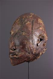 Masque africainMakonde mask