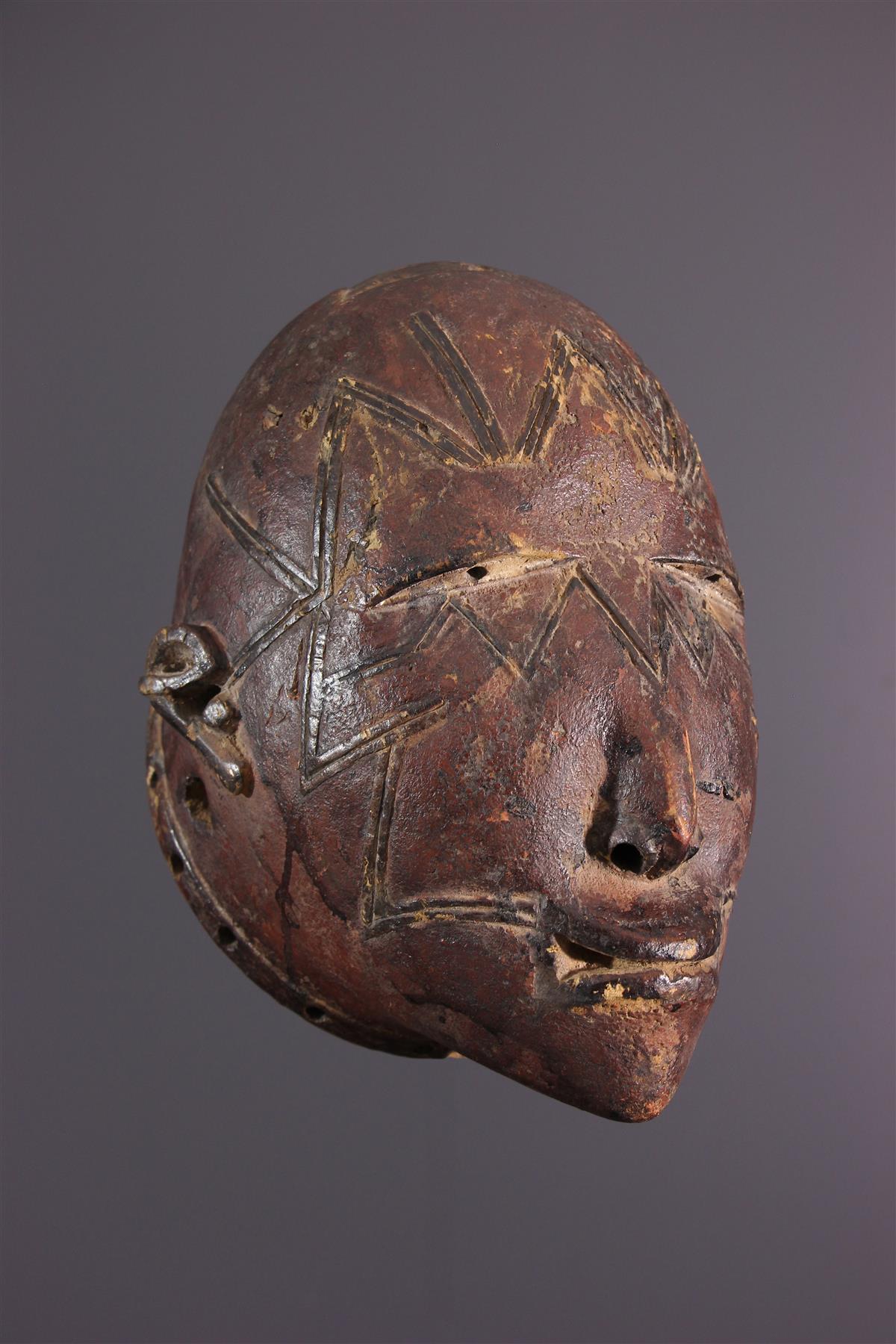 Makonde mask - African art