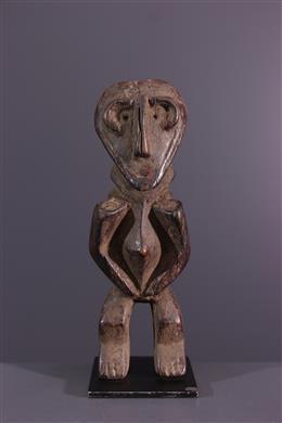 African art - Banda fetish figure
