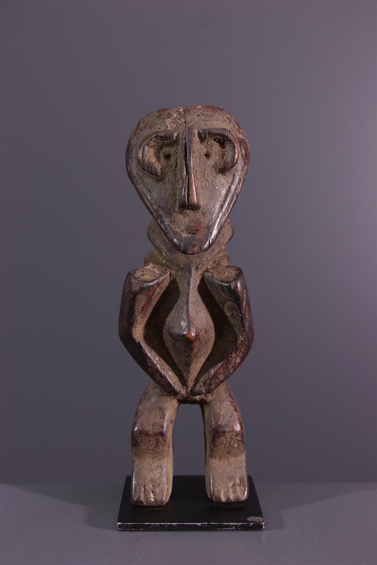 Banda fetish - African art