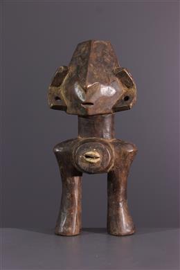 African art - Zande Nazeze figure fetish