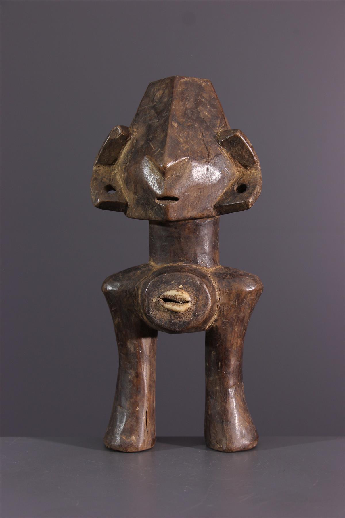 Zande figure - African art