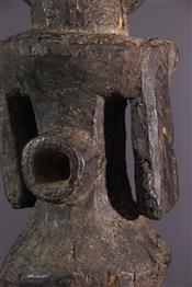 Statues africainesMambila statue