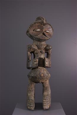Tadep Mambila statue