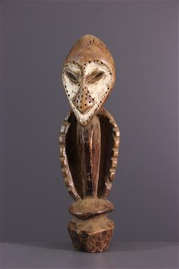 African art - Lega du Bwami figure