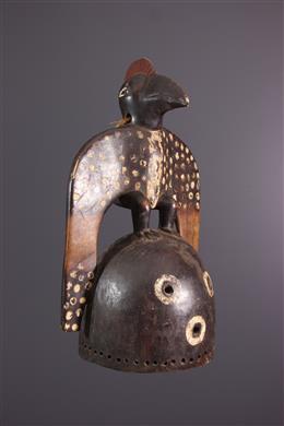 African art - Senoufo crest mask
