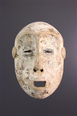 African art - Lega Idumu mask