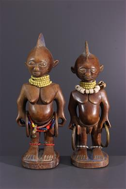 Ere Ibeji Yoruba figure