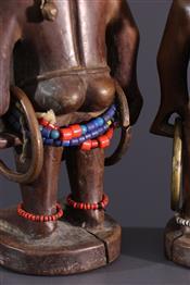 Statues africainesYoruba twins