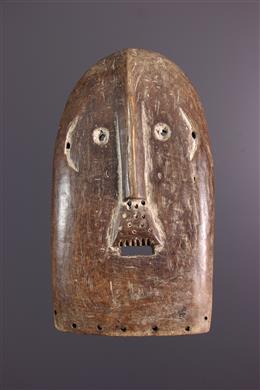 African art - Hunde mask, Bira