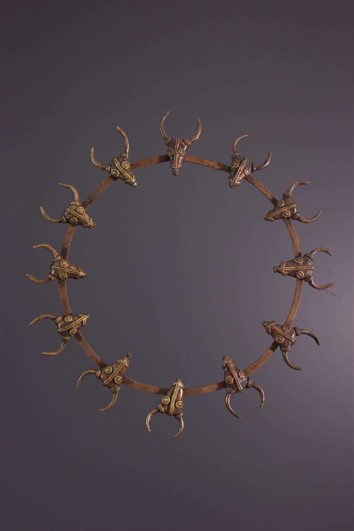 Bamoun Bronze - African art