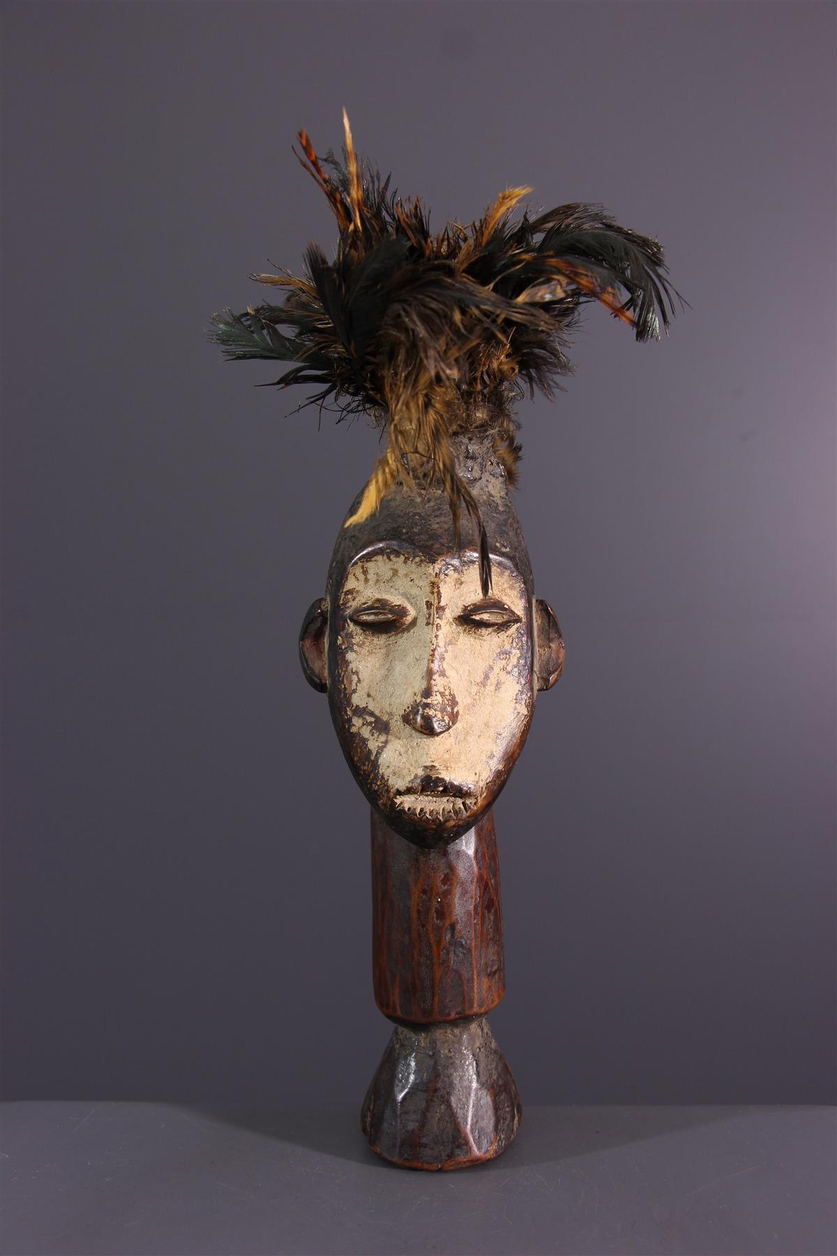 Lega bust - African art